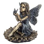 Sunflower Fairy  Statuary