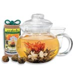 Flowering Tea Gift Set